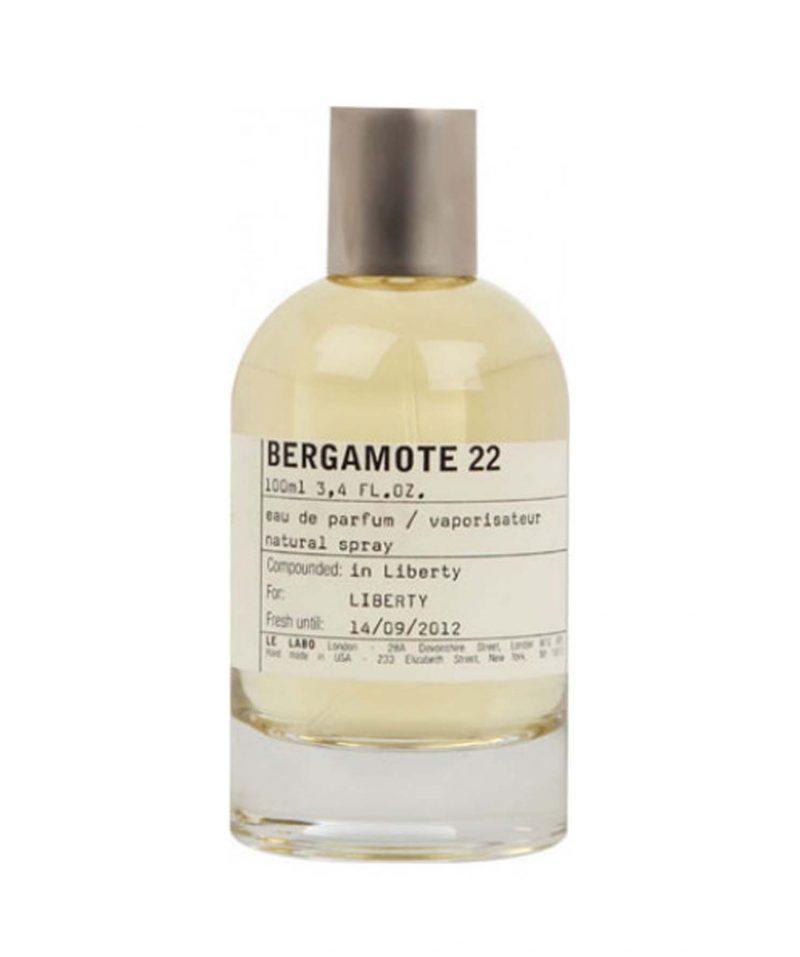 Bergamote 22 Le Labo for women and men 50ml