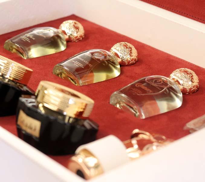 Luxury perfumes gift set by Marien Perfumes Abu Dhabi